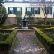 The Garden at the Beauregard Keyes House