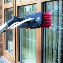 Pure Water Window Cleaning Brush