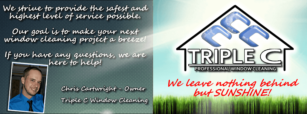 Window cleaning testimonials in Cedar Grove NJ