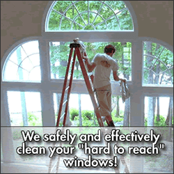 Safe and effective window cleaning in Caldwell new jersey